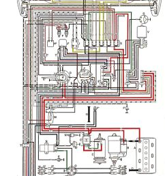 vw buggy wiring harness wiring diagram weekdetails about vw dune buggy wiring harness finished quotplug and [ 736 x 1079 Pixel ]