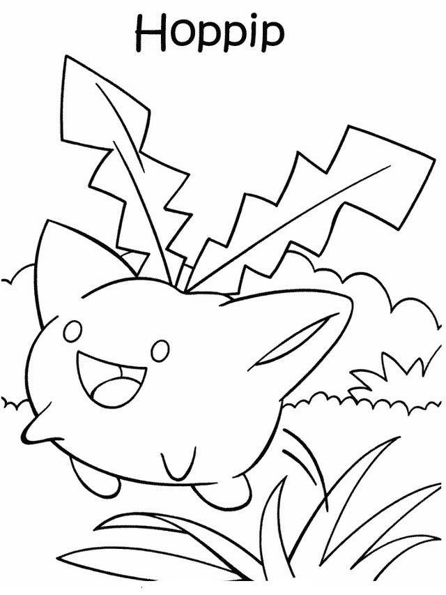 Dibujos Para Colorear Rattata