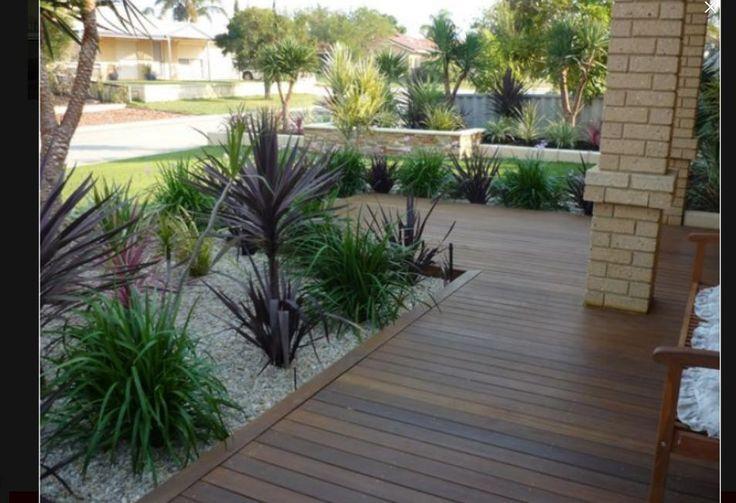 Australian Front Garden Ideas