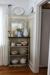 Rustic Farmhouse - love the chair rail. | HOME - Kitchen ...