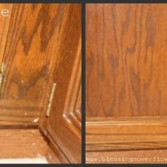 Kitchen Cabinet Cleaner Recipe Lantern Lighting Clean Days: All Woodwork (+ Natural Wood ...