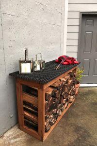 indoor firewood storage ideas | Found on bowerpowerblog ...