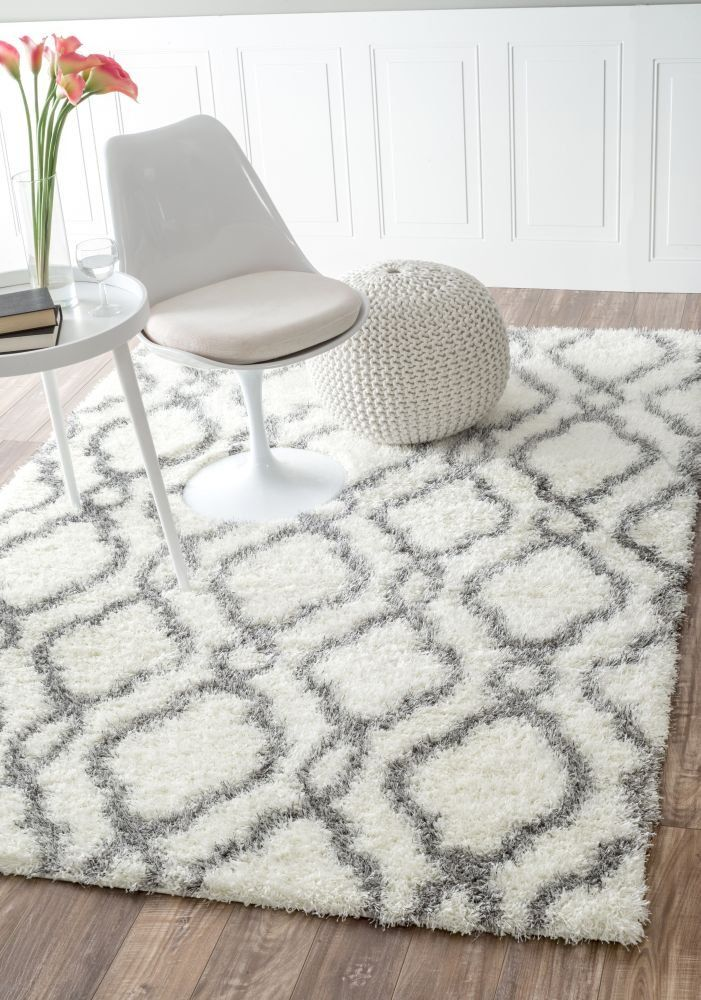 25 best ideas about White Shag Rug on Pinterest  Bedroom