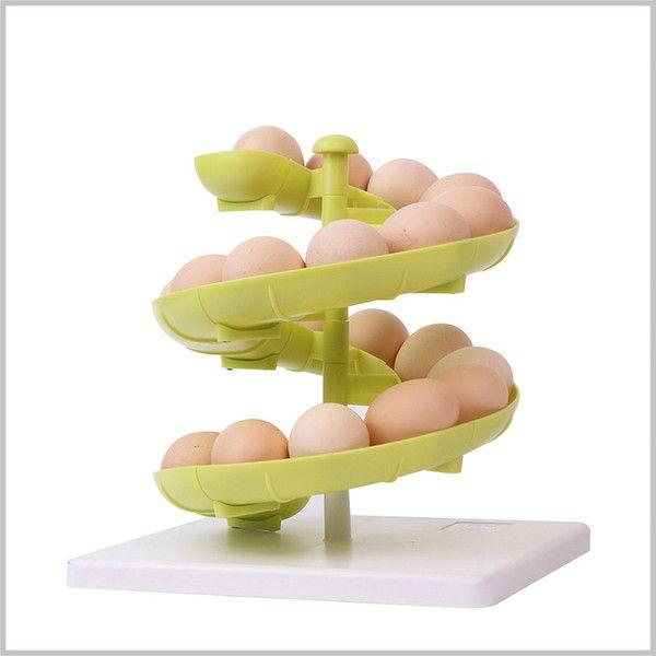 Spiral Rack Egg Holder