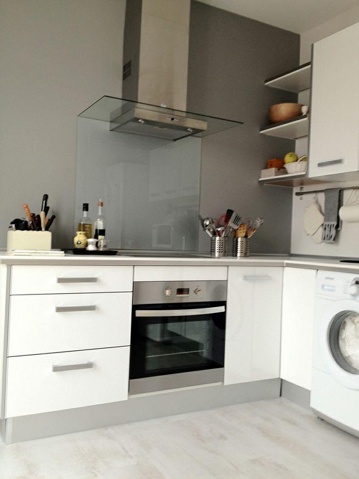 Cocina Gris Pizarra - Ideas de diseño para el hogar, color y ...