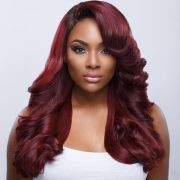 red hair dark skin black women