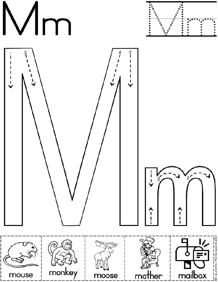 25+ best ideas about Preschool letter m on Pinterest