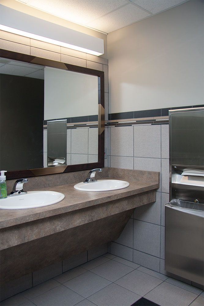 19 Best images about Commercial Bathroom on Pinterest
