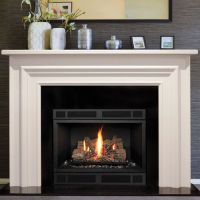 25+ best ideas about Gas fireplace mantel on Pinterest ...