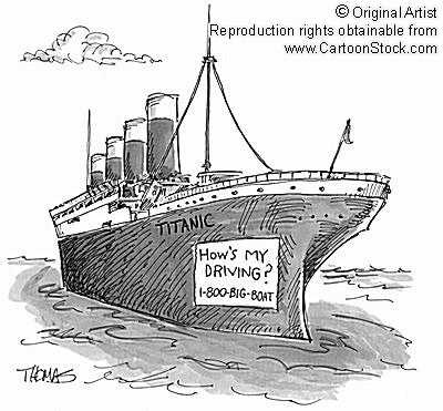 82 best images about Titanic in Political Cartoons on