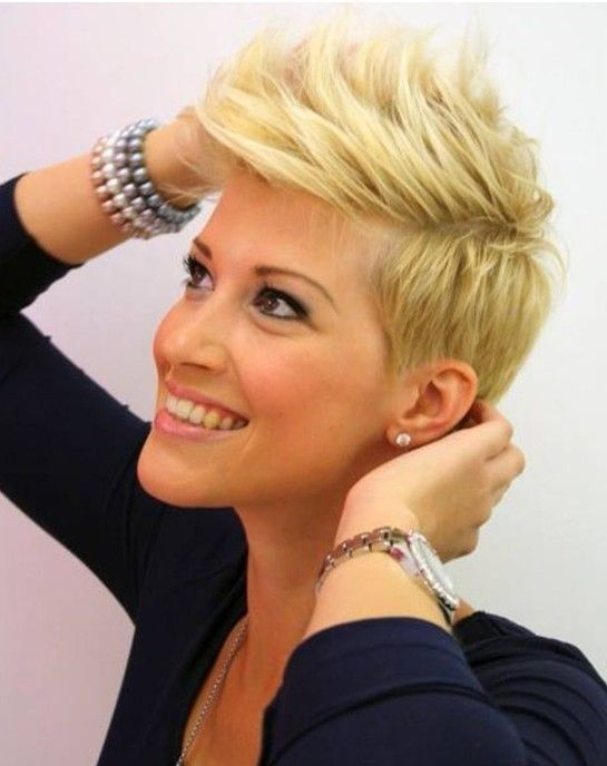25 Best Ideas About Women's Faux Hawk On Pinterest Faux Hawk