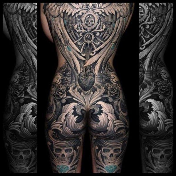 badass tattoos ideas