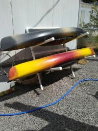 Kayak Roof Rack Plans