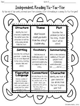 20+ best ideas about Independent Reading on Pinterest