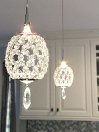 25+ Best Ideas about Crystal Pendant Lighting on Pinterest ...