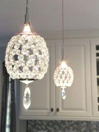 25+ Best Ideas about Crystal Pendant Lighting on Pinterest ...