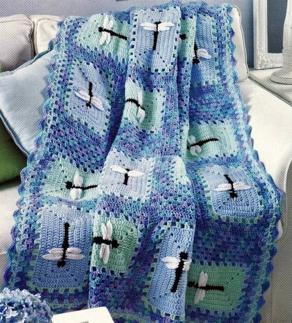 free crochet square pattern diagram 2004 pontiac grand am rear speaker wiring 67 best images about butter and dragonflies on pinterest | pattern, ...