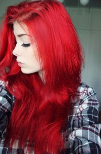 25+ best ideas about Bright Red Hair on Pinterest | Bright ...