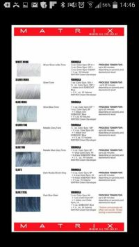 14 best images about Hair color chart on Pinterest | Curly ...