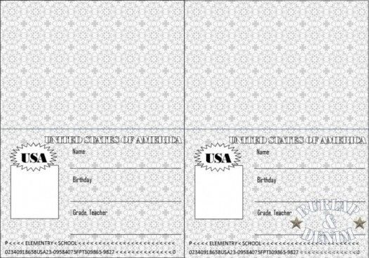 1000+ images about Passport Bulletin Board 2013 on