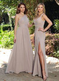 17 Best ideas about Tan Bridesmaid Dresses on Pinterest ...