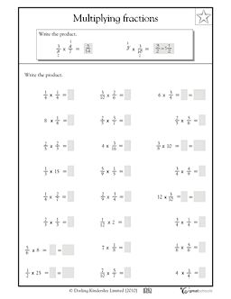 1000+ ideas about Multiplying Fractions on Pinterest