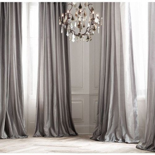 25 Best Ideas About Silver Curtains On Pinterest Silver Living