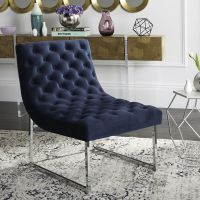 17 Best ideas about Navy Accent Chair on Pinterest ...