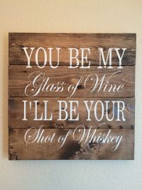 17+ best ideas about Rustic Wood Signs on Pinterest ...
