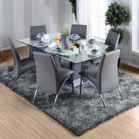 1000+ ideas about Glass Dining Table on Pinterest | Modern ...
