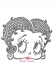 125 best images about Cross Stitch Betty boop on Pinterest