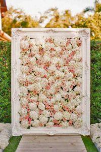 17 migliori idee su Flower Wall Wedding su Pinterest ...