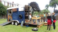 1000+ images about Converted horse trailer on Pinterest ...