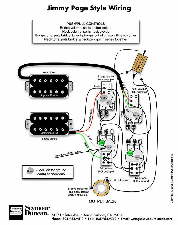 38 best images about Guitar Schematic on Pinterest
