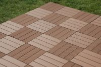 Decking Tiles Ideal for: - Covering an outdated terrace ...