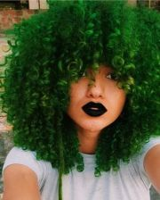 hair color mixed chicks
