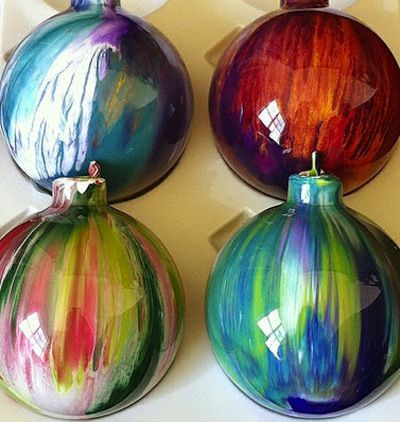 melted crayon christmas ornaments | DIY Christmas Ornaments – Bob Vila's Blogs