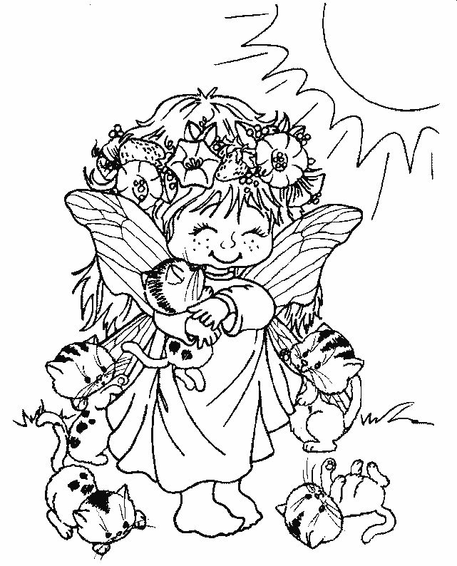 Copic Coloring Sketch Coloring Page