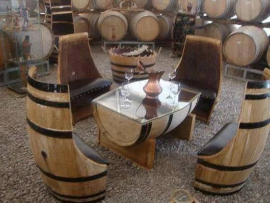40 Best Images About Wine Barrel Creations On Pinterest Creative