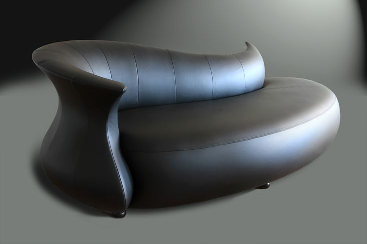 Divano Designs Furniture  AMPHORA modern chaiselounge