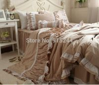251 best images about Ruffle Princess bedding set on ...