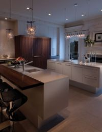 Contemporary Modern History kitchen by #WoodMode, shown in ...