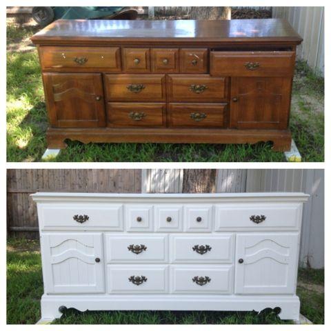 63 best images about Refinished Dresser on Pinterest