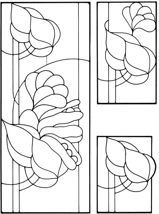 1872 best Art / Stained Glass Patterns images on Pinterest