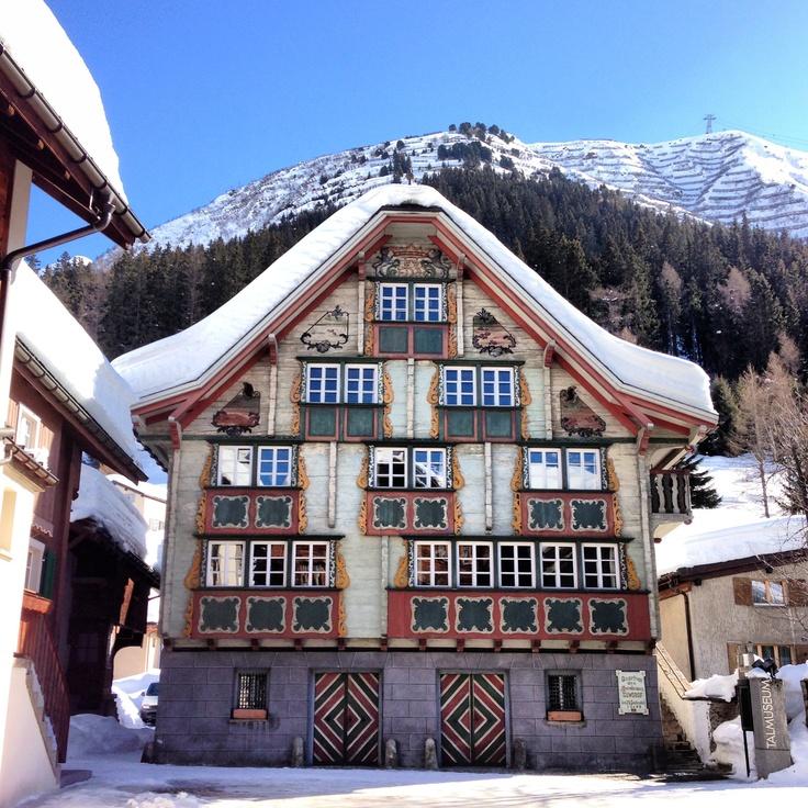 Alpine House Gingerbread