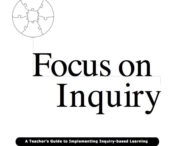 Lots or resources to help with implementing Inquiry