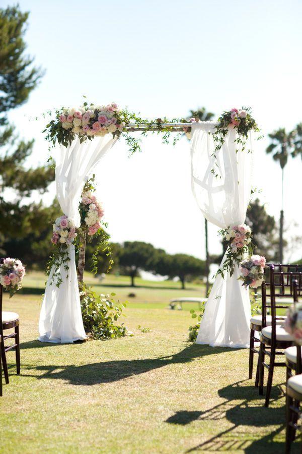 25 Best Ideas About Outdoor Wedding Ceremonies On Pinterest