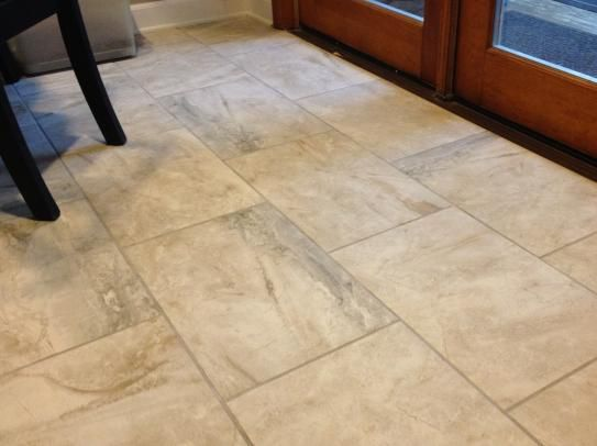 Daltile Broadmoor Platinum 13 in x 20 in Porcelain Floor