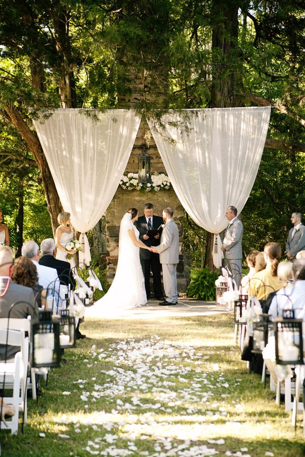101 Best Images About Wedding Ceremony Altars & Aisles On