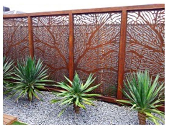 319 Best Images About Fence Ideas On Pinterest Backyard Fences